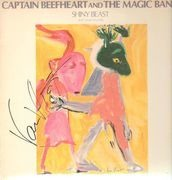 LP - Captain Beefheart And The Magic Band - Shiny Beast (Bat Chain Puller) - SIGNED!