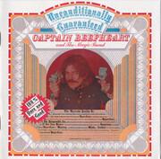 CD - Captain Beefheart And The Magic Band - Unconditionally Guaranteed