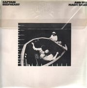 LP - Captain Beefheart And The Magic Band - Clear Spot - PVC CLEAR COVER
