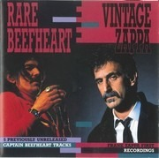 CD - Captain Beefheart / Frank Zappa - Rare Beefheart / Vintage Zappa