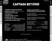 CD - Captain Beyond - Sufficiently Breathless