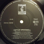 10'' - Captain Sperrmüll - Captain Sperrmüll
