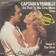 7inch Vinyl Single - Captain And Tennille - Do That To Me One More Time