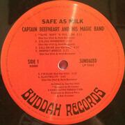 LP - Captain Beefheart - Safe AS Milk - MONO EDITION, CAPTAIN BEEFHEART'S 1967 DEBUT ALBUM
