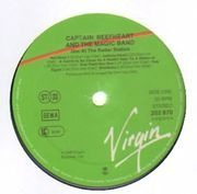 LP - Captain Beefheart And The Magic Band - Doc At The Radar Station