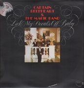 LP - Captain Beefheart & The Magic Band - Lick My Decals Off, Baby