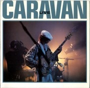 CD - Caravan - Live