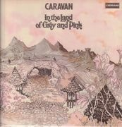 LP - Caravan - In The Land Of Grey And Pink - early UK Pressing