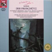 Double LP - Weber - J. Keilberth - Der Freischütz - DMM / Hardcoverbox with Booklet