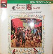 LP - Carl Orff - Rafael Frühbeck De Burgos , Wilhelm Pitz , Philharmonia Orchestra , Lucia Popp , Gerhar - Carmina Burana