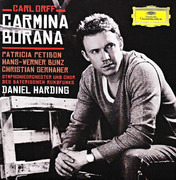 CD - Carl Orff , Patricia Petibon , Hans-Werner Bunz , Christian Gerhaher , Symphonie-Orchester Des Baye - Carmina Burana