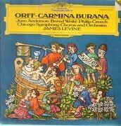 LP - Carl Orff - Carmina Burana, James Levine, Chicago Symph Chorus and Orch - Digital / Gatefold