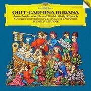CD - Carl Orff / James Levine / Chicago Symphony Orchestra Chorus And The Chicago Symphony Orchestra - Carmina Burana
