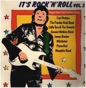 LP - Carl Perkins / Little Tina / James Booker a.o. - It's Rock 'N' Roll Vol. 2