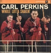 LP - Carl Perkins - Whole Lotta Shakin' - 1st US   Signed !