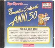 CD - Carl Perkins, Chuck Berry, Jerry Lee Lewis, a.o. - Blue Suede Shoes