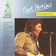CD - Carl Perkins - Blue Suede Shoes