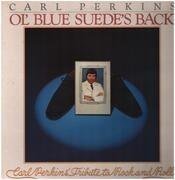 LP - Carl Perkins - Ol' Blue Suede's Back