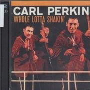 CD - Carl Perkins - Whole Lotta Shakin'