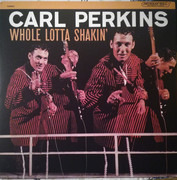 LP - Carl Perkins - Whole Lotta Shakin'