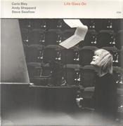 LP - Carla Bley /Andy Sheppard /Steve Swallow - Life Goes On - HQ-Vinyl LIMITED