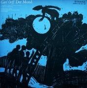 Double LP - Carl Orff Conducted By Herbert Kegel - Der Mond