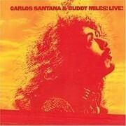 CD - Carlos Santana & Buddy Miles - Live!