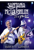 DVD - Carlos Santana & John McLaughlin - Live At Montreux 2011: Invitation To Illumination