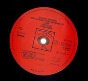 LP - Carlos Santana & Mahavishnu John McLaughlin - Love Devotion Surrender - Orange Labels / Gaetefold