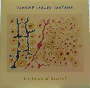 Double LP - Carlos Santana - The Swing Of Delight
