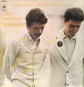 LP - Carlos Santana & Mahavishnu John McLaughlin - Love Devotion Surrender