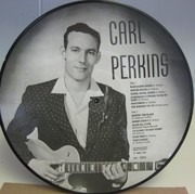 Picture LP - Carl Perkins - Carl Perkins