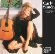 12inch Vinyl Single - Carly Simon - Coming Around Again