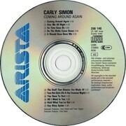 CD - Carly Simon - Coming Around Again