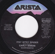 7inch Vinyl Single - Carly Simon - Coming Around Again