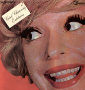 LP - Carol Channing - Carol Channing Entertains - Gatefold