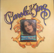 LP - Carole King - Wrap Around Joy - Pitman Pressing