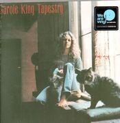 LP - Carole King - Tapestry