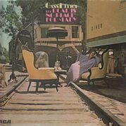 LP - Cass Elliot - The Road Is No Place For A Lady