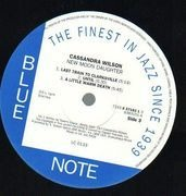 Double LP - Cassandra Wilson - New Moon Daughter - Original UK Blue Note