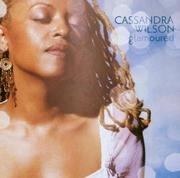 CD - Cassandra Wilson - Glamoured