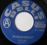 7inch Vinyl Single - Casus Belli - Punishment