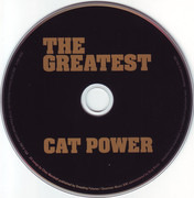 CD - Cat Power - The Greatest - Jewel case