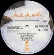 LP - Cat Stevens - Back To Earth