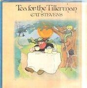 LP - Cat Stevens - Tea For The Tillerman - Original UK