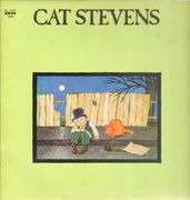 LP - Cat Stevens - Teaser And The Firecat - Orig Pink Rim UK, stereo deluxe