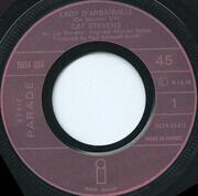 7inch Vinyl Single - Cat Stevens - Lady D'Arbanville / I Wish, I Wish