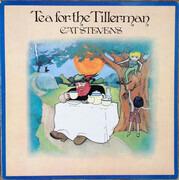 LP - Cat Stevens - Tea For The Tillerman - Palm Tree Design Labels