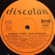 LP - Caterina Valente - Silvio Francesco - Caterina Valente - Silvio Francesco