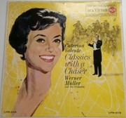 LP - Caterina Valente And Werner Müller Und Sein Orchester - Classics With A Chaser